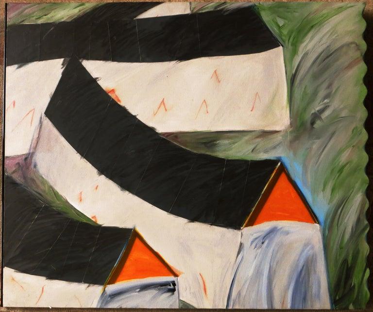 Untitled 564 - Painting by Joe Doyle