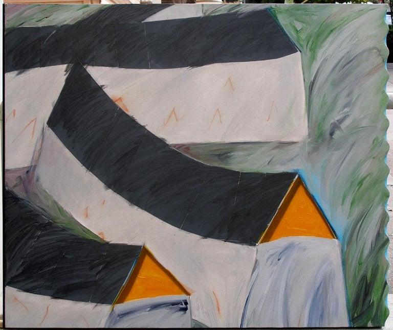 Joe Doyle Landscape Painting - Untitled 564