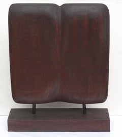 Mid Century Abstracted Derriere Sculpture