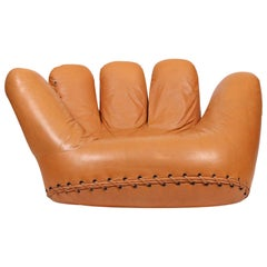 """JOE"" Glove Chair for Poltronova"
