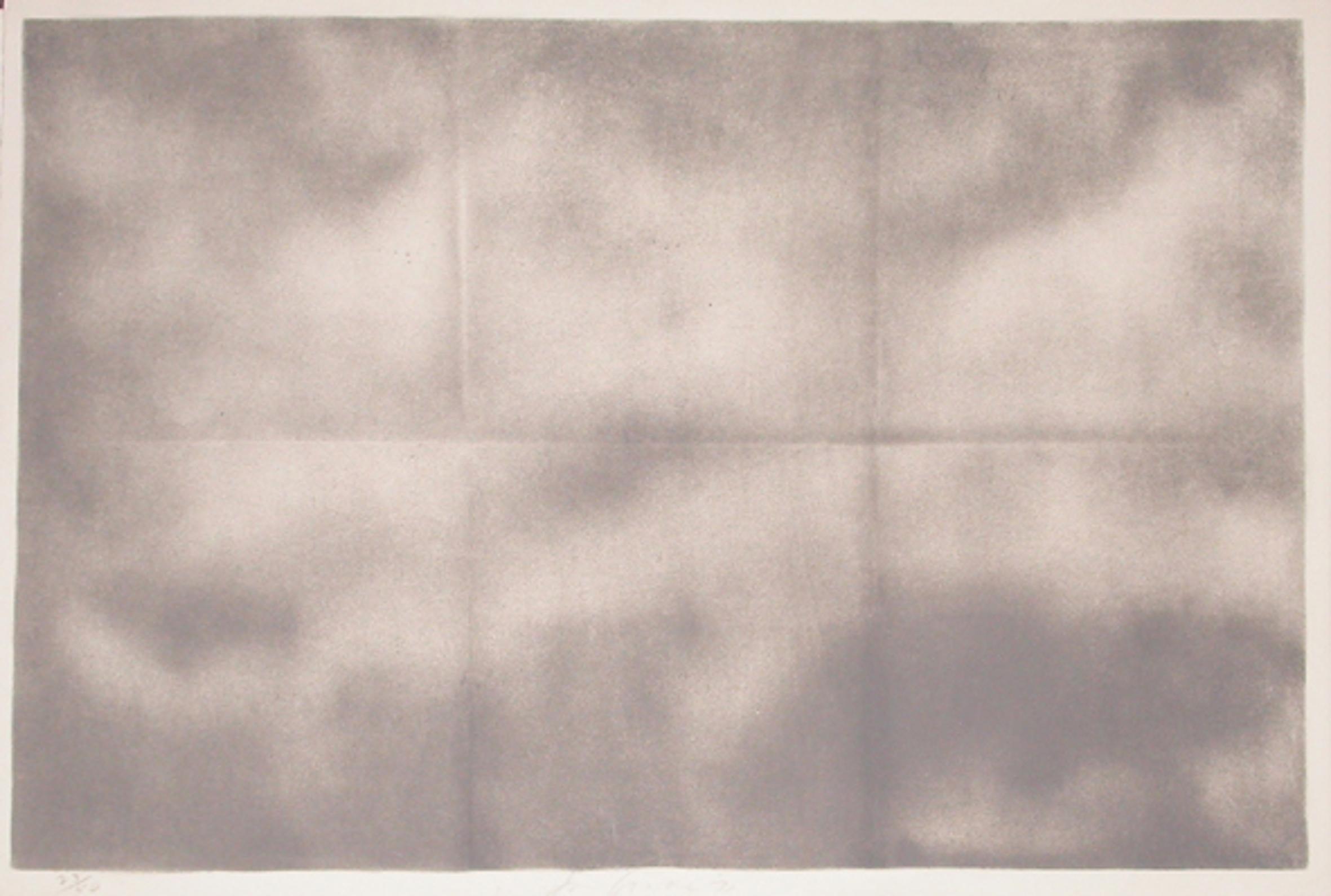 Grey Folded Clouds - IV Grey