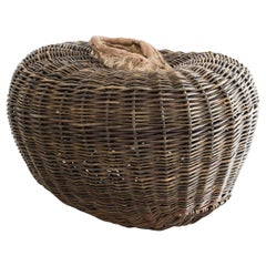 Joe Hogan, Pod on Beechwood, Contemporary Basket, Ireland, 2020