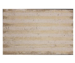 """""""Flag"""" Wood and Cement Block"""
