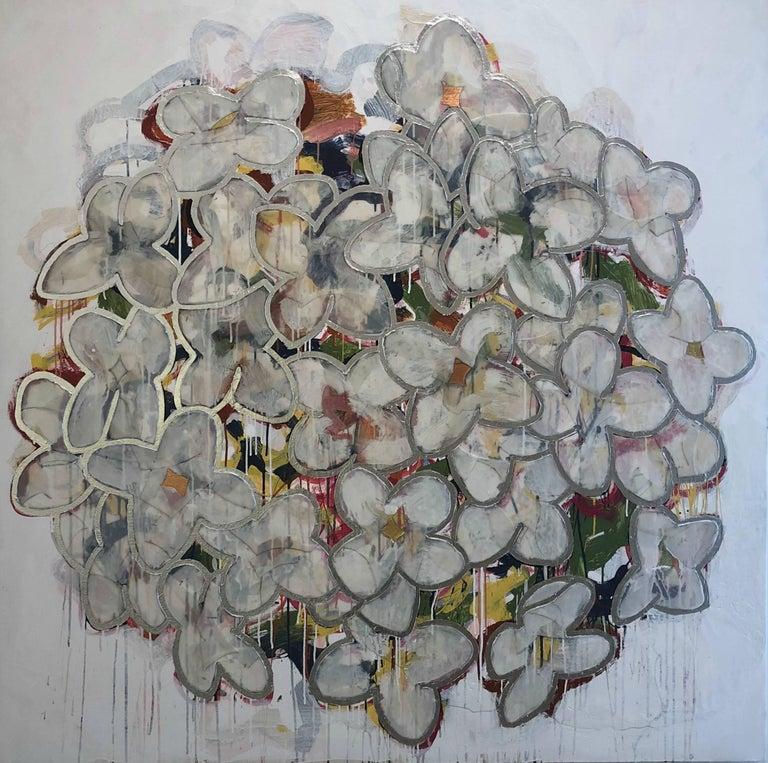 Bouquet - Painting by Joe Mancuso
