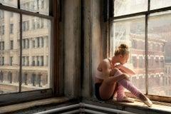 Ballerina in the Window