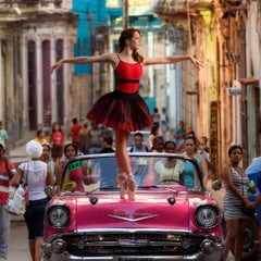 Ballerina on the Chevy, Streets of Havana