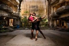 Ballet Couple, Cuban Theatre