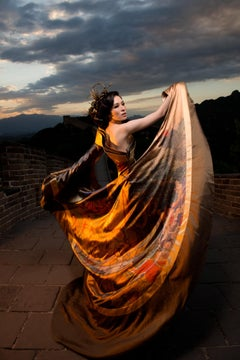 Beautiful Gown, Great Wall