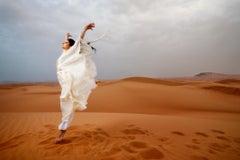 Fashion in the Desert Wind