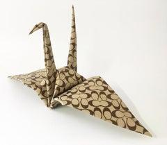 """""""Trompe l'oeil Series - Origami Crane Coach"""""""