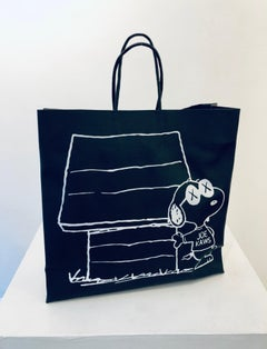 """Trompe l'oeil Series"" ""Uniqlo Kaws bag"""