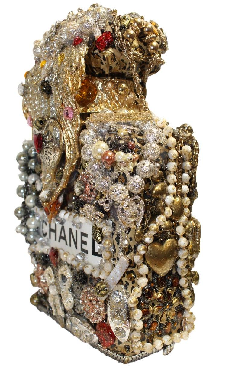 JoeBaby Musaics Decorative Perfume Bottle  For Sale 2