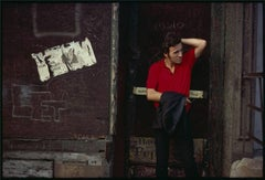 Bruce Springsteen in Alley, NYC, Aug. 19th, 1979