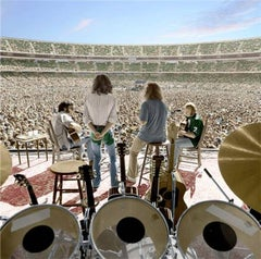 Crosby, Stills, Nash & Young, Oakland Coliseum, CA