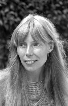 Joni Mitchell, 1972