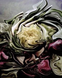 Salad, Photograph, Archival Ink Jet