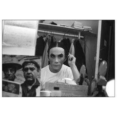 Joel Grey, Cabaret The Broadhurst Theatre, NYC, 1967, Raymond Jacobs Photograph