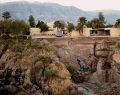 After a Flash Flood, Rancho Mirage, California, 1979