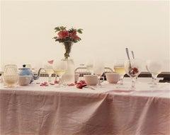 Joel Meyerwitz, The Table, 1983 (1995), vintage Chromogenic print