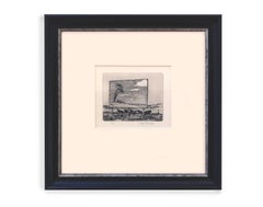 A Shore by the Sagebrush Sea TP (beach, billboard, pasture, black & white)