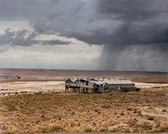 Abandoned Uranium Refinery, near Tuba City, Navajo Nation, August 1982