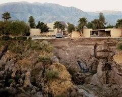 After a Flash Flood, Rancho Mirage, California, 1979 - Joel Sternfeld (Colour)