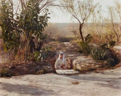 Member of the Christ Family Religious Sect, Hidlago County, Texas, January 1983