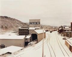Saint Johnsbury, Vermont, March 1983 - Joel Sternfeld (Colour Photography)