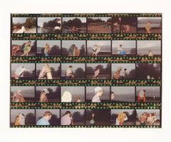 Sudden Summer Storm, Connecticut, c. 1977 - Joel Sternfeld (Colour Photography)