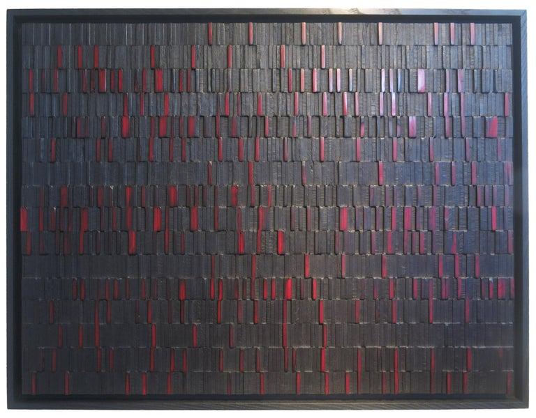 Joel Urruty Abstract Painting - Portal