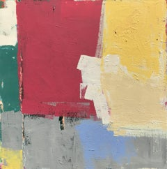 Big Red, Abstract Painting