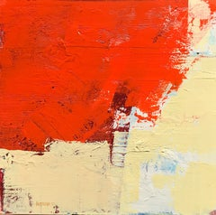 Box Gone (#3 in Box series), Abstract Painting
