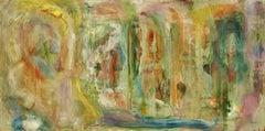 Waterfalls II, Painting, Oil on Canvas