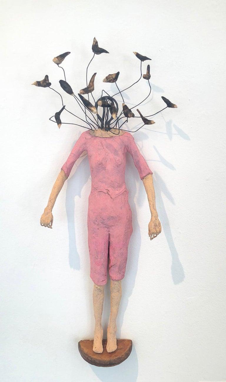 Small Gods  - Sculpture by Johan Hagaman