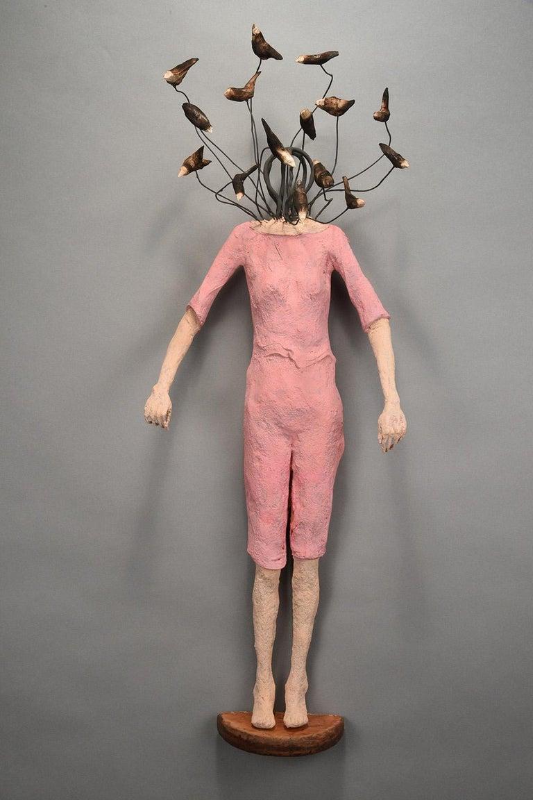 Johan Hagaman Figurative Sculpture - Small Gods