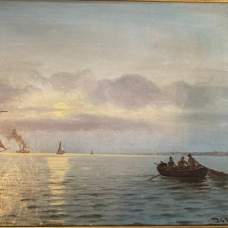 Canvas Johan Neumann,