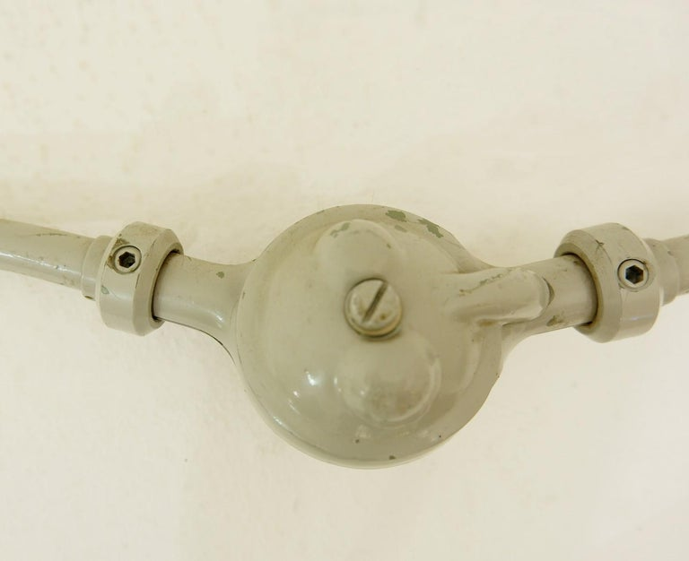 Johan Petter Johansson Triplex Lamp, ASEA, Mid-20th Century, 1950s For Sale 1