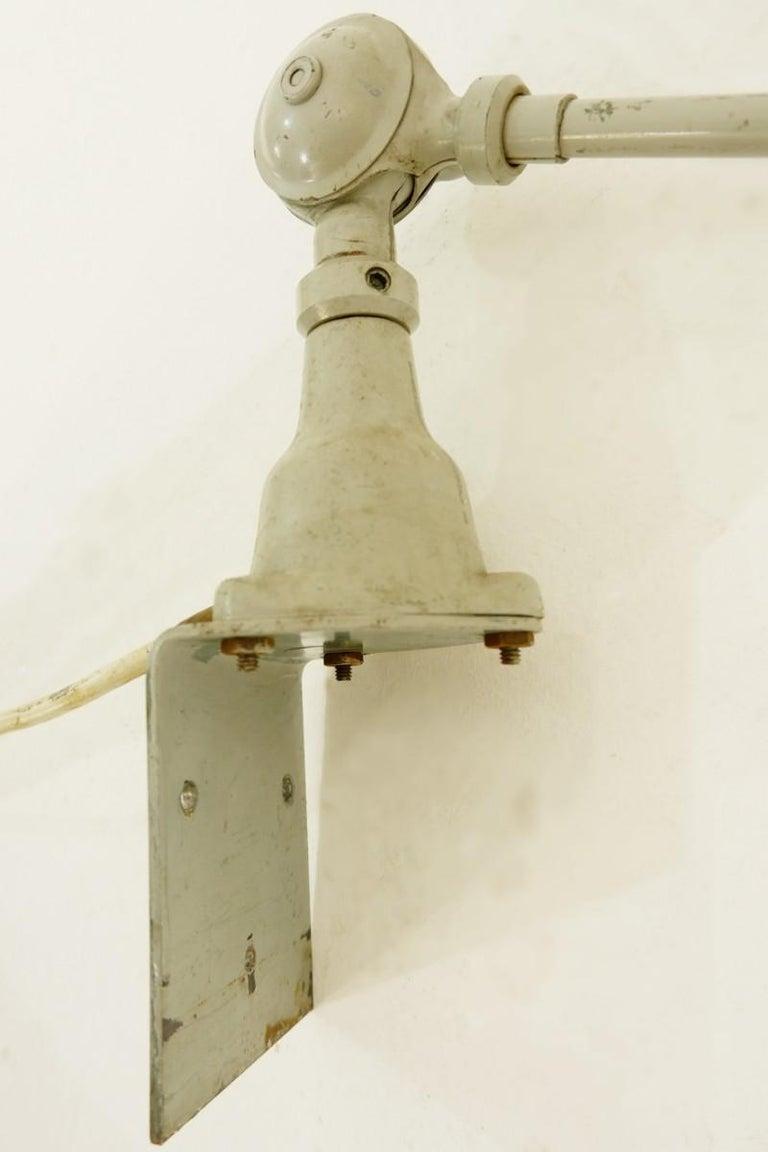 Johan Petter Johansson Triplex Lamp, ASEA, Mid-20th Century, 1950s For Sale 3