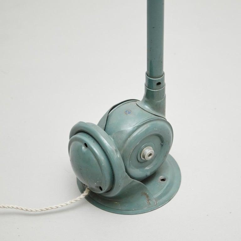 Johan Petter Johansson Triplex Telescopic Lamp, circa 1930 For Sale 3