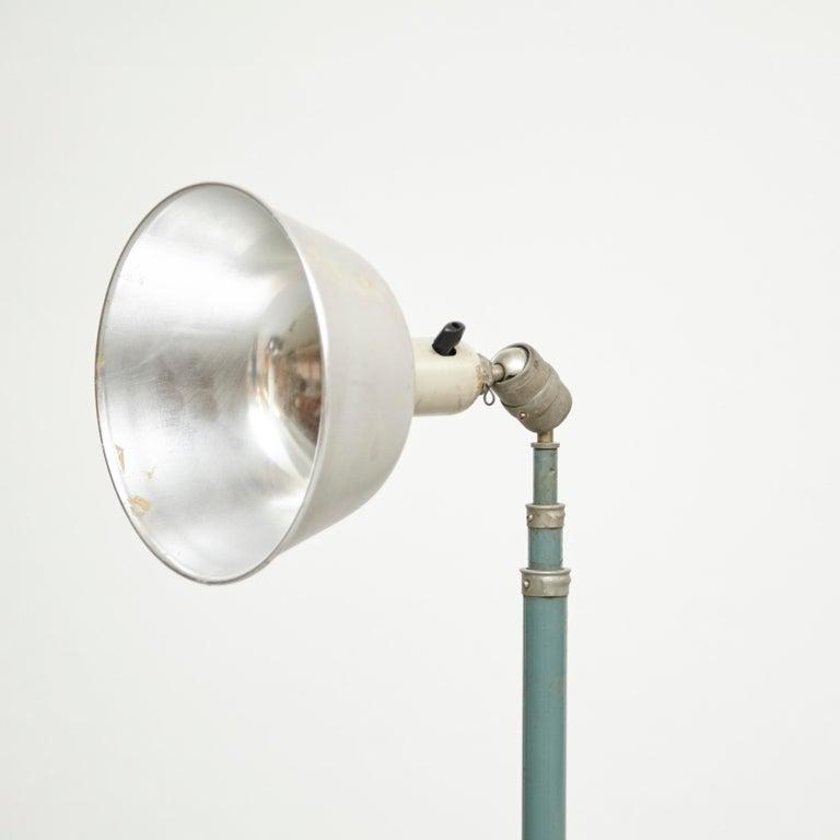 Johan Petter Johansson Triplex Telescopic Lamp, circa 1930 For Sale 4