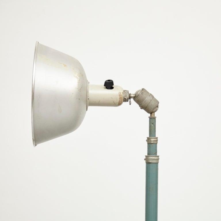 Johan Petter Johansson Triplex Telescopic Lamp, circa 1930 For Sale 5