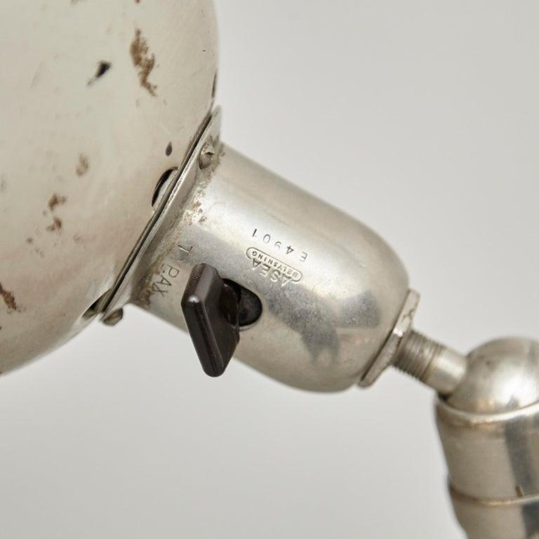 Johan Petter Johansson Triplex Telescopic Lamp, circa 1930 For Sale 6