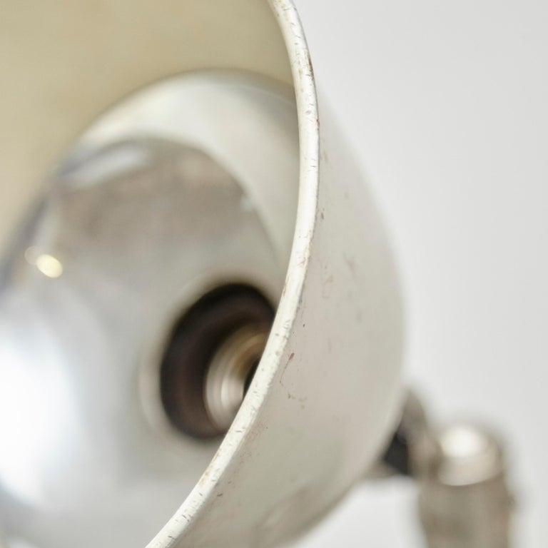 Johan Petter Johansson Triplex Telescopic Lamp, circa 1930 For Sale 9