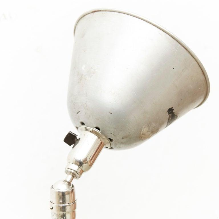 Mid-20th Century Johan Petter Johansson Triplex Telescopic Lamp, circa 1930 For Sale