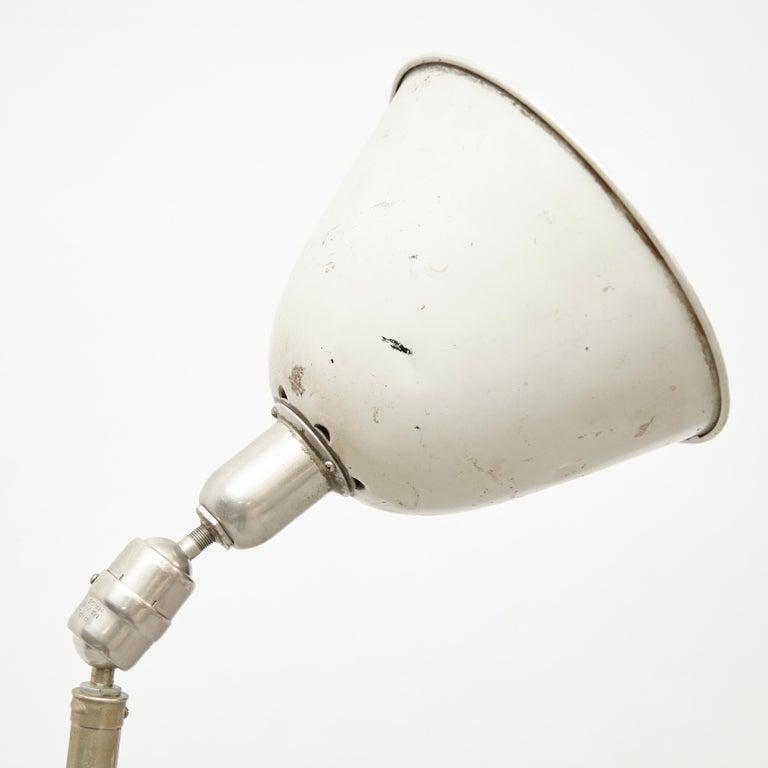 Johan Petter Johansson Triplex Telescopic Lamp, circa 1930 For Sale 1