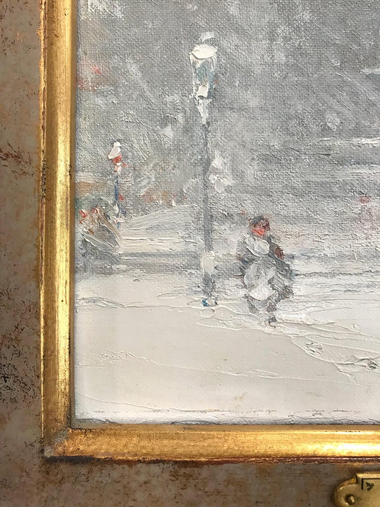 The Grand Army Plaza in Winter For Sale 6