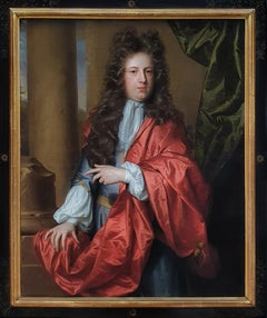 Portrait of Gilbert Coventry, 4th Earl of Coventry (c.1668–1719) Oil Painting