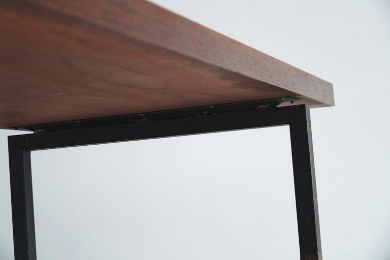Johannes Aasbjerg Rectangular Rosewood Coffee Table, Denmark, 1959 For Sale 3