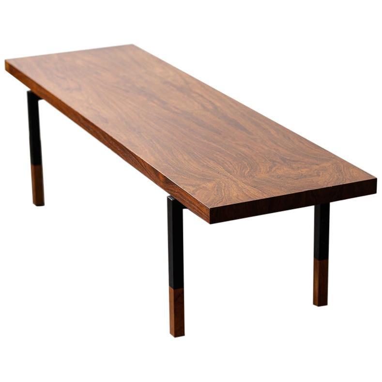 Johannes Aasbjerg Rosewood Coffee Table