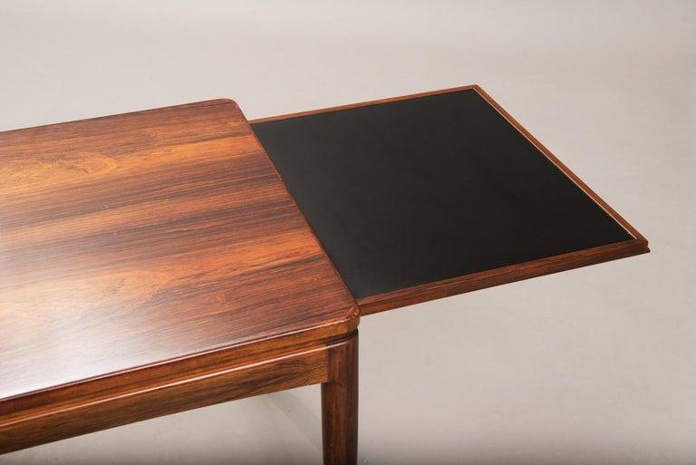 Johannes Andersen Coffee Table For Christian Linneberg S Mobelfabrik
